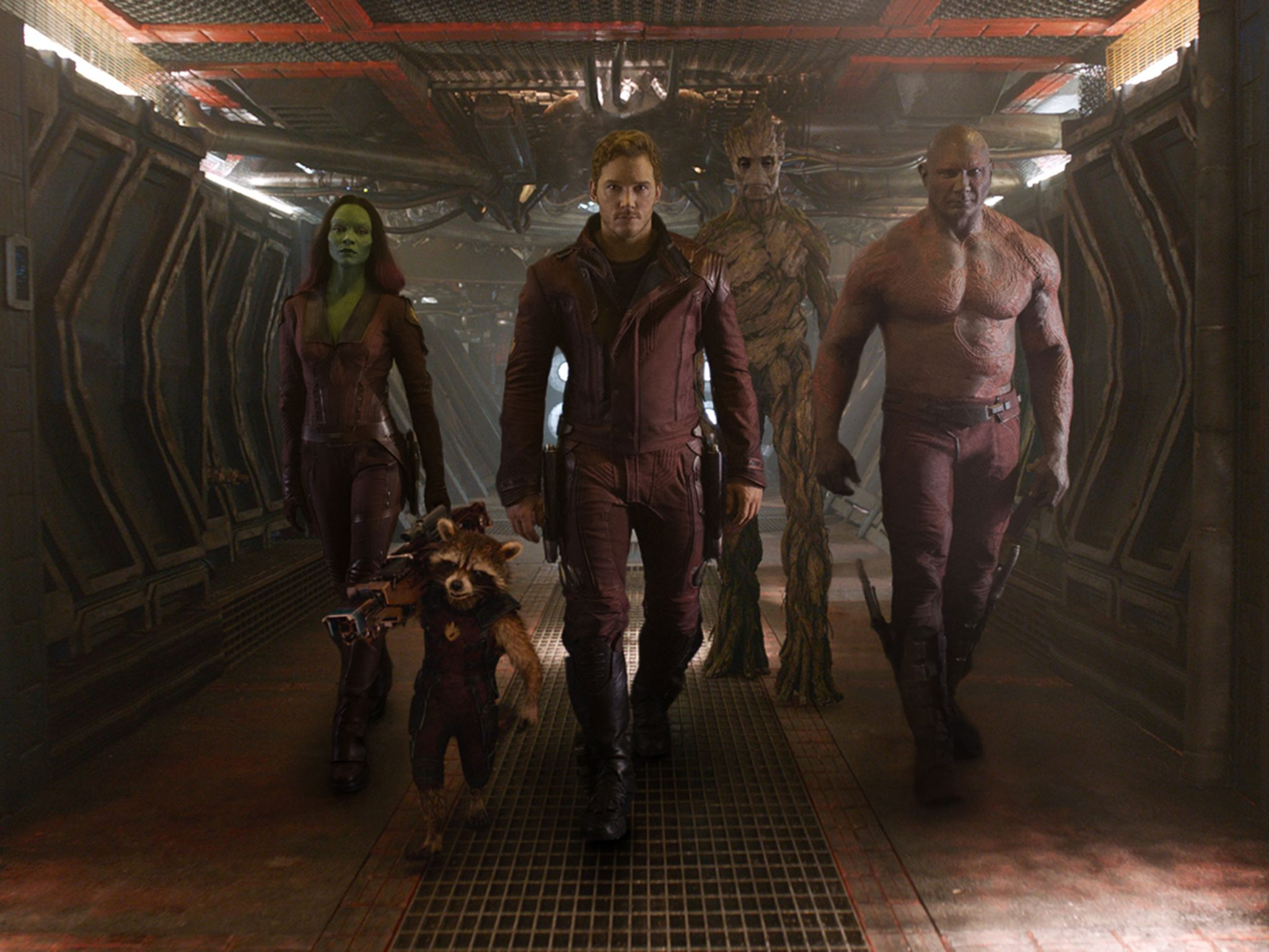 The MCU Diary - Guardians of the Galaxy