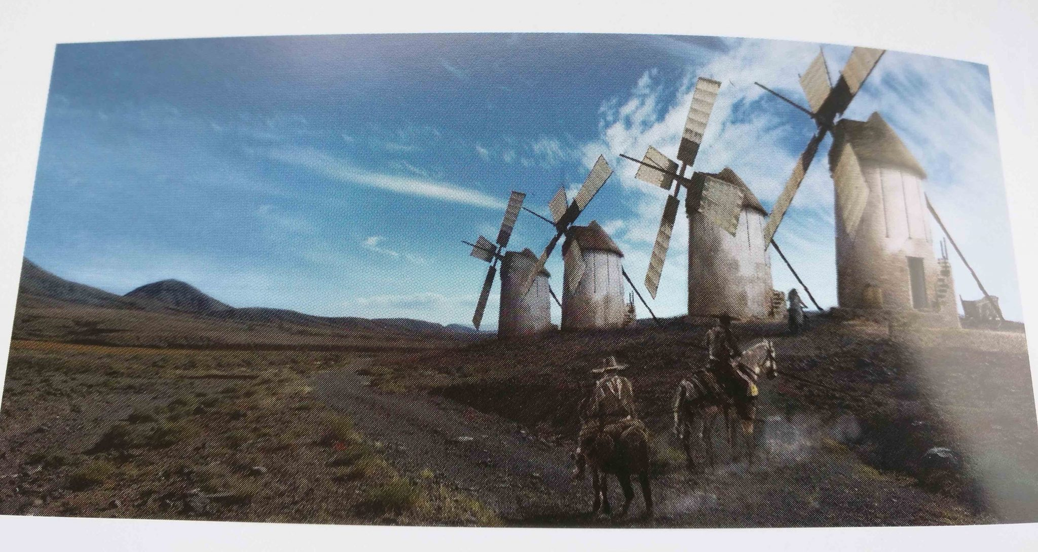 The Man Who Killed Don Quixote Concept Art 1