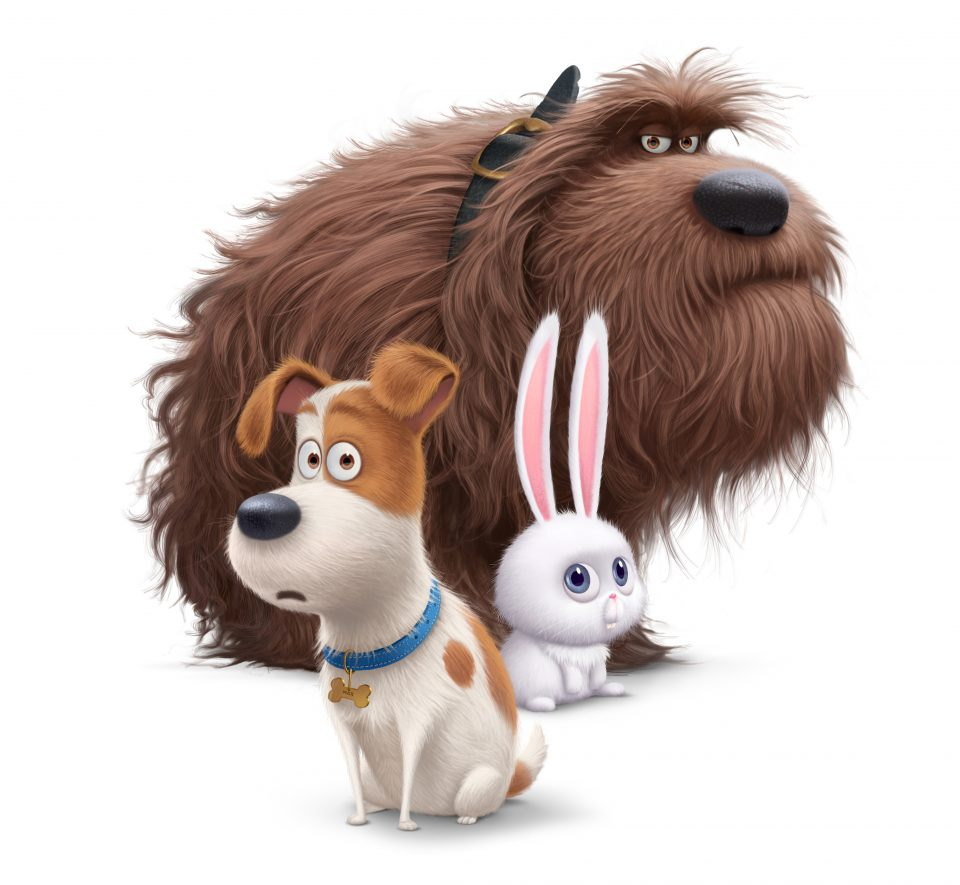 The Secret Life of Pets - Teaser trailer
