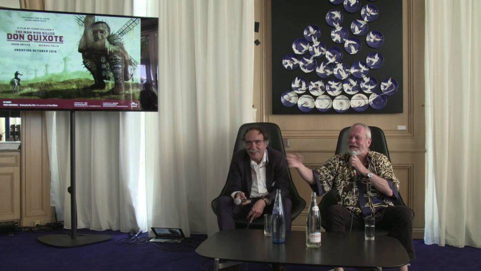 The_Man_Who Killed_Don_Quixote _Press Conference