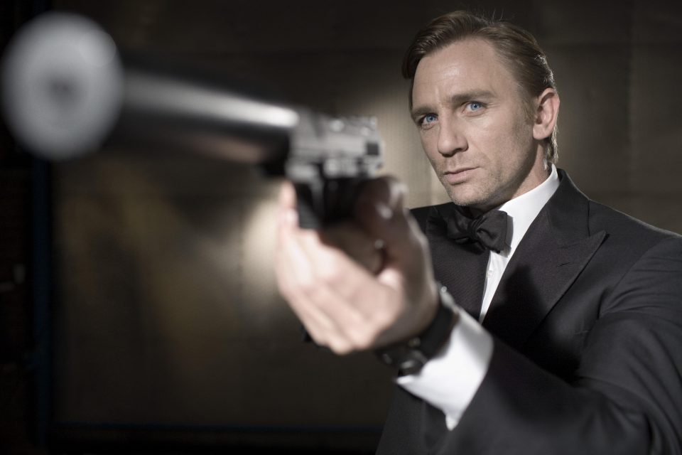 Title of Bond 24 revealed