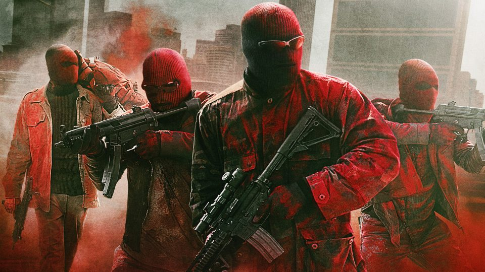 Triple 9 - UK trailer