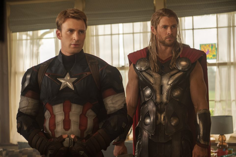 Two new cast members revealed for Avengers- Age of Ultron