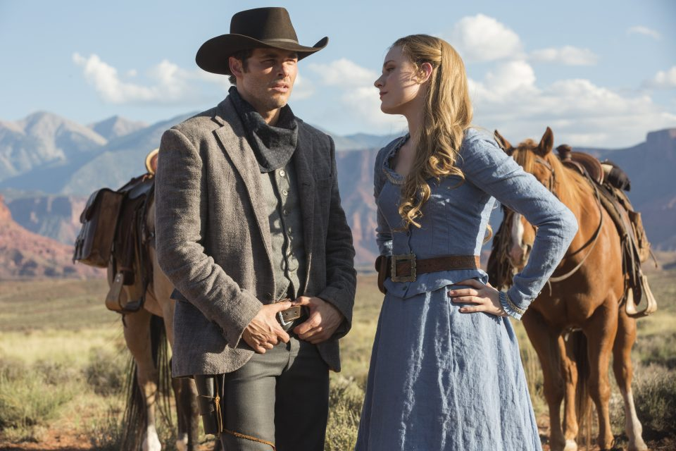 Westworld - Teaser trailer