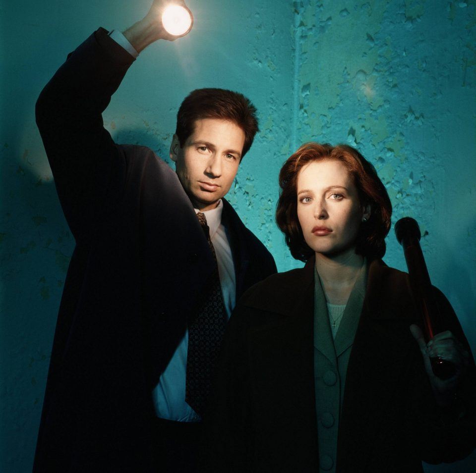 X-Files-Mulder-Scully