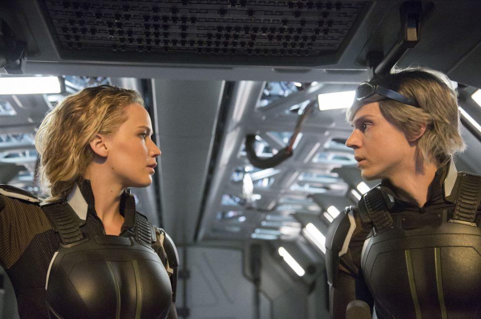 X-Men- Apocalypse - Quicksilver TV spot
