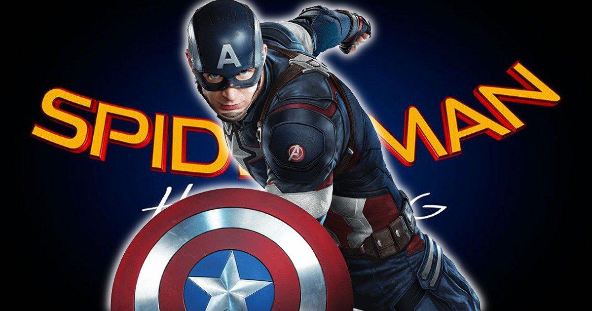 chris-evans-captain-america-spider-man-homecoming