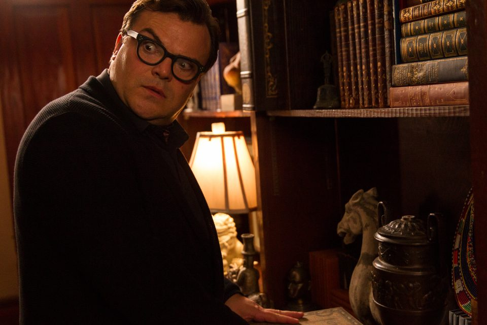 Jack Black stars in Columbia Pictures