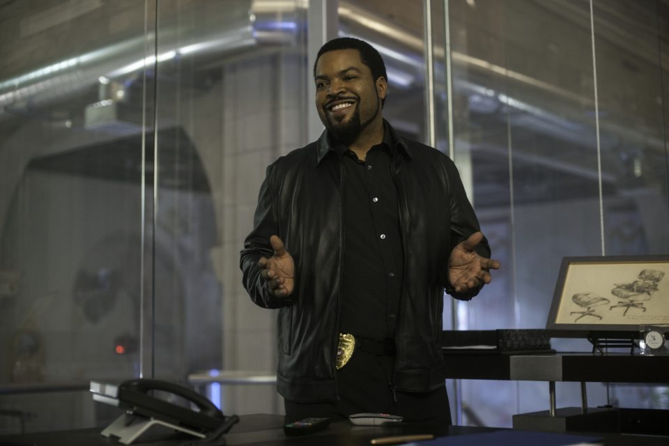 Ice Cube in Columbia Pictures