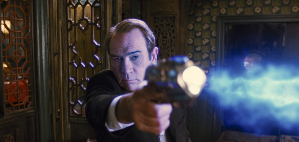Tommy Lee Jones stars in Columbia Pictures