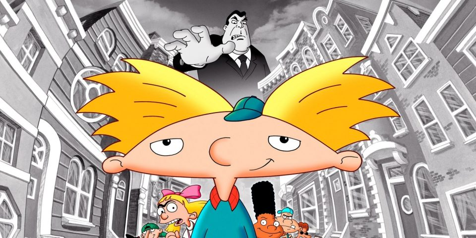 HEY ARNOLD! THE MOVIE, Arnold, 2002 (c) Paramount, courtesy Everett Collection