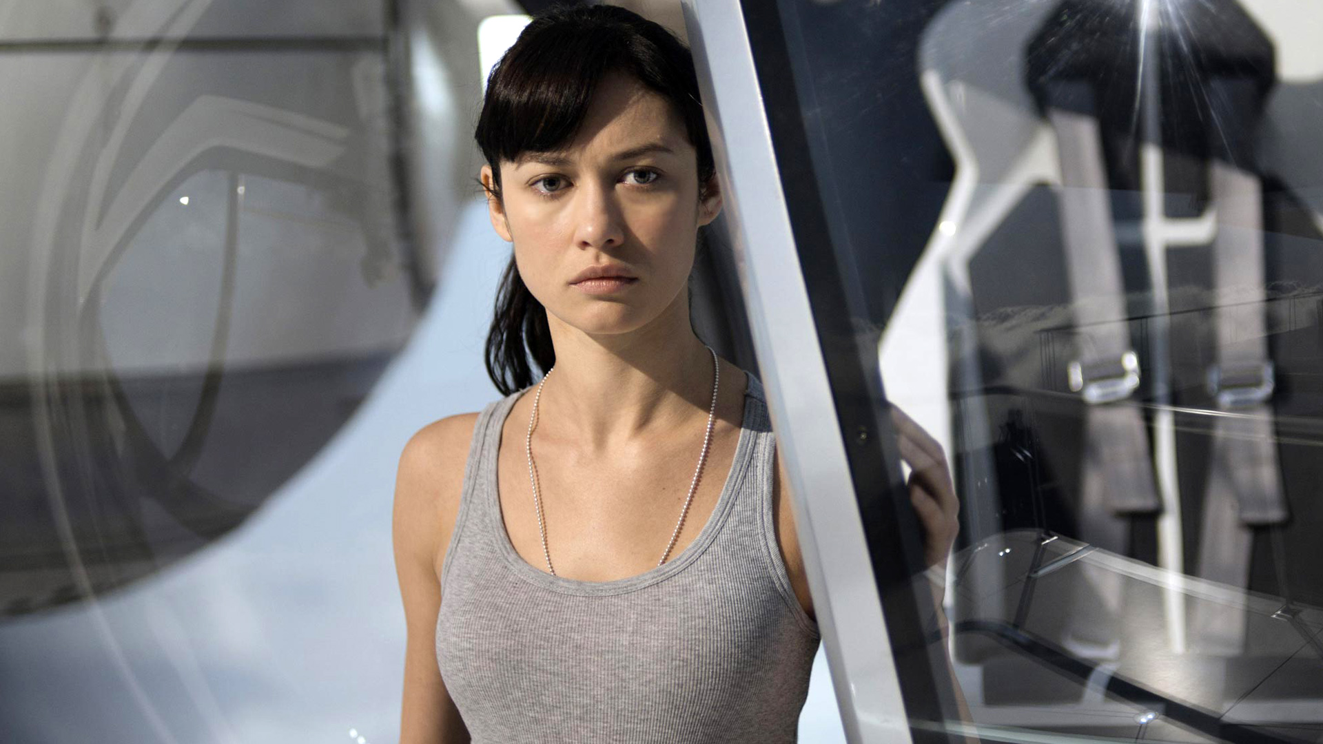 Olga Kurylenko To Star Alongside Adam Driver In Terry