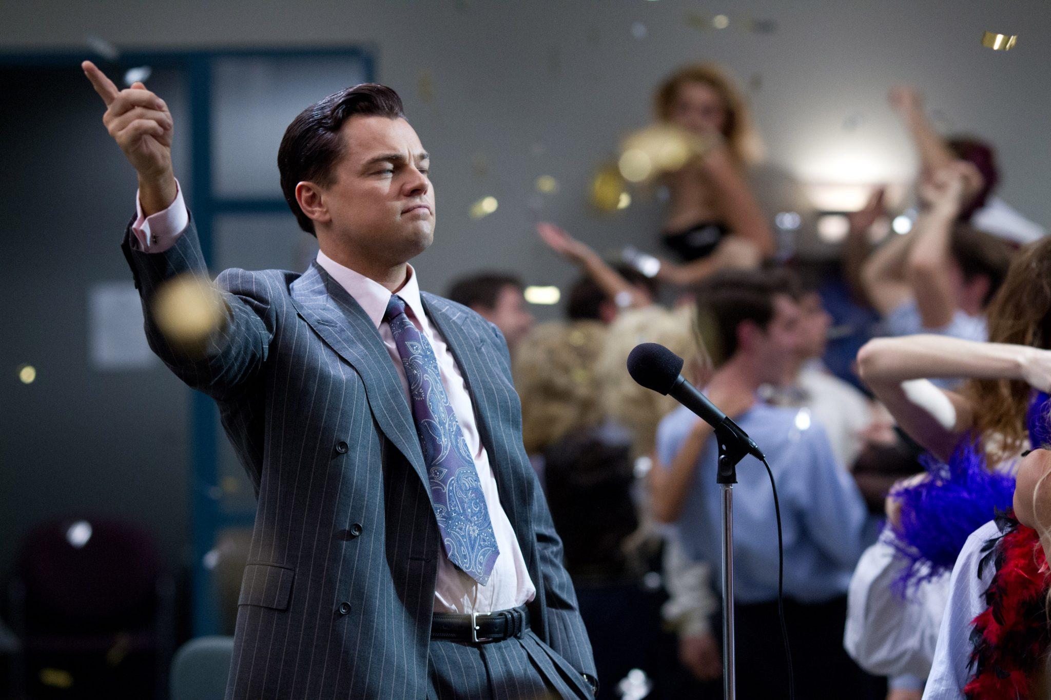 The Wolf of Wall Street – Review