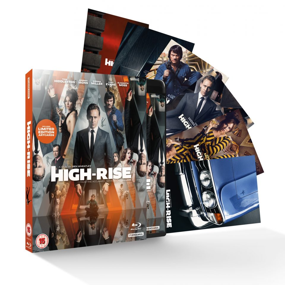 Blu-ray exploded packshot