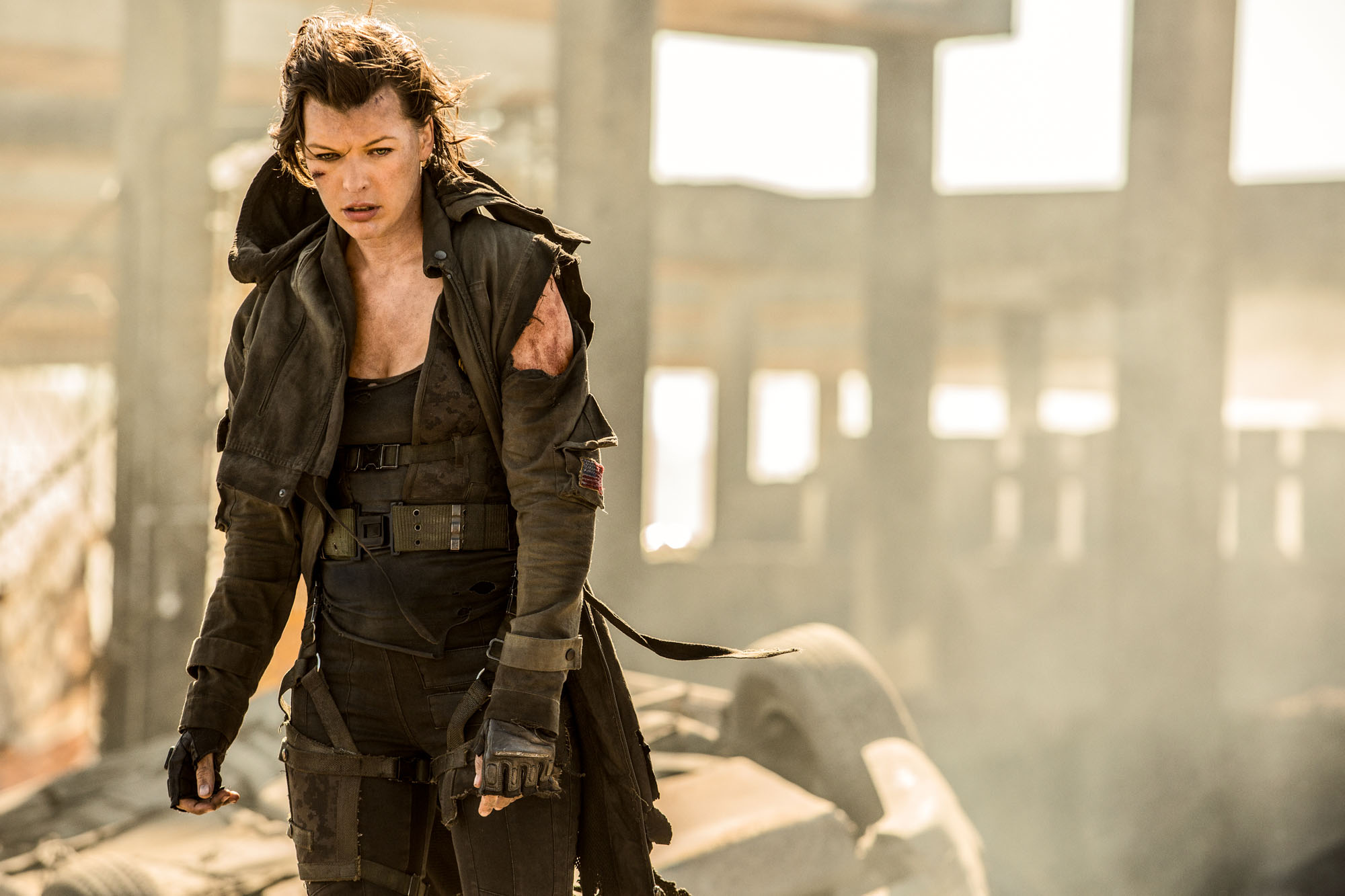 Milla Jovovich stars in Screen Gems
