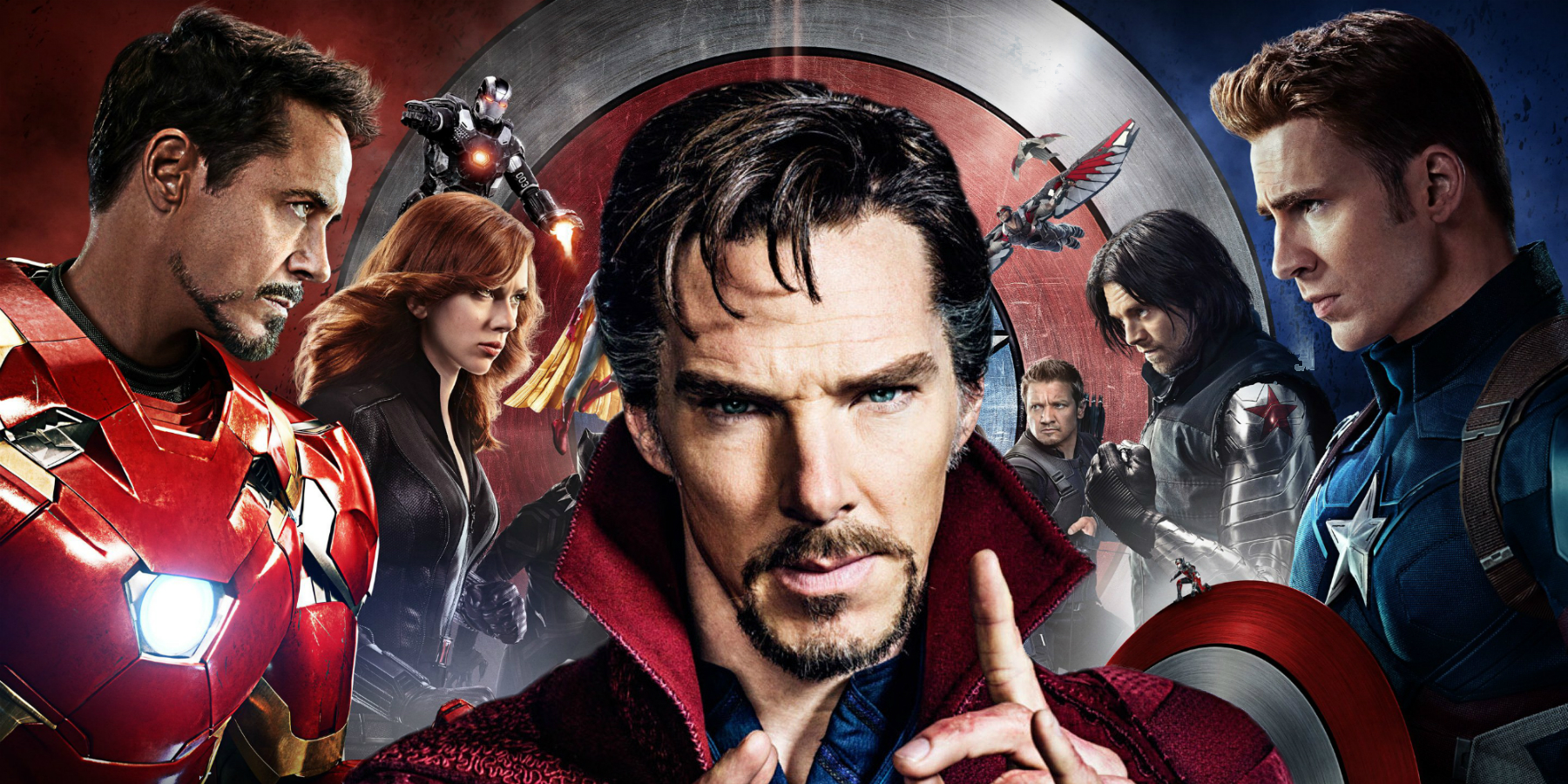 IMAX trailer for Marvel's Doctor Strange offers up new footage