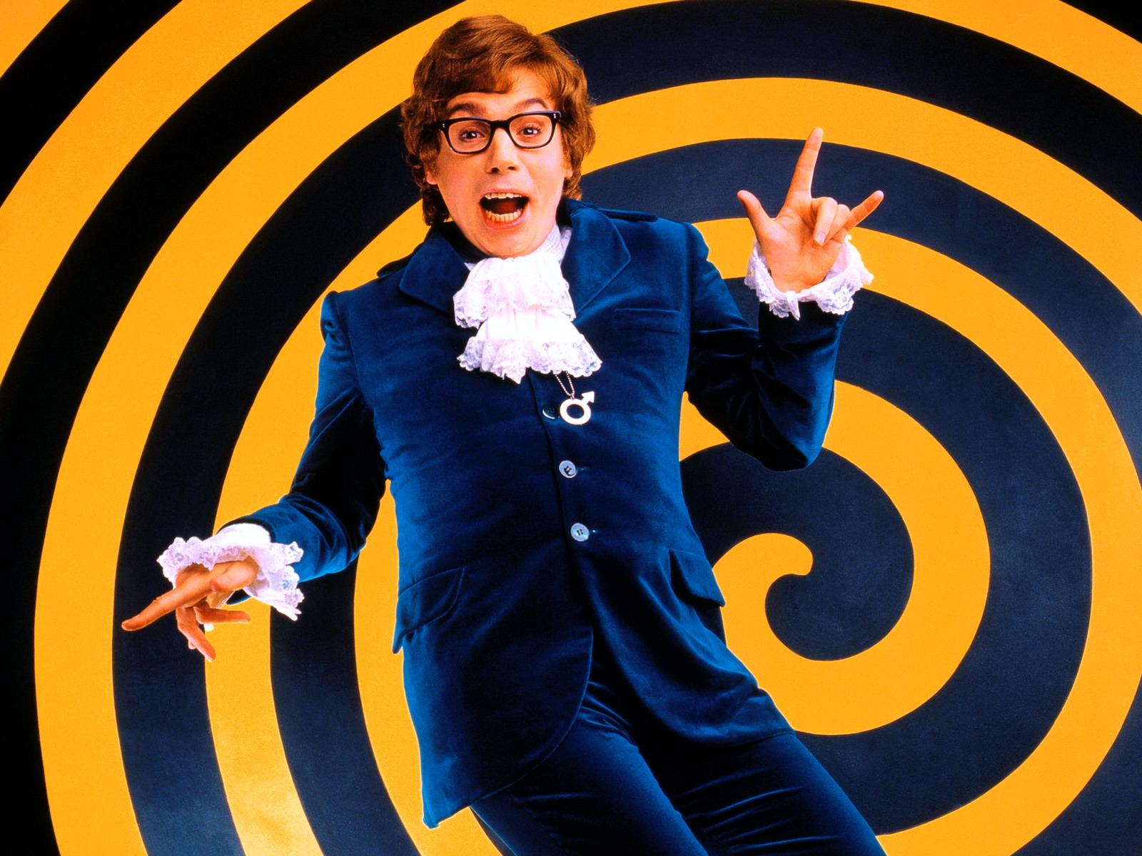 Austin Powers - l'espion qui m'a tir_e