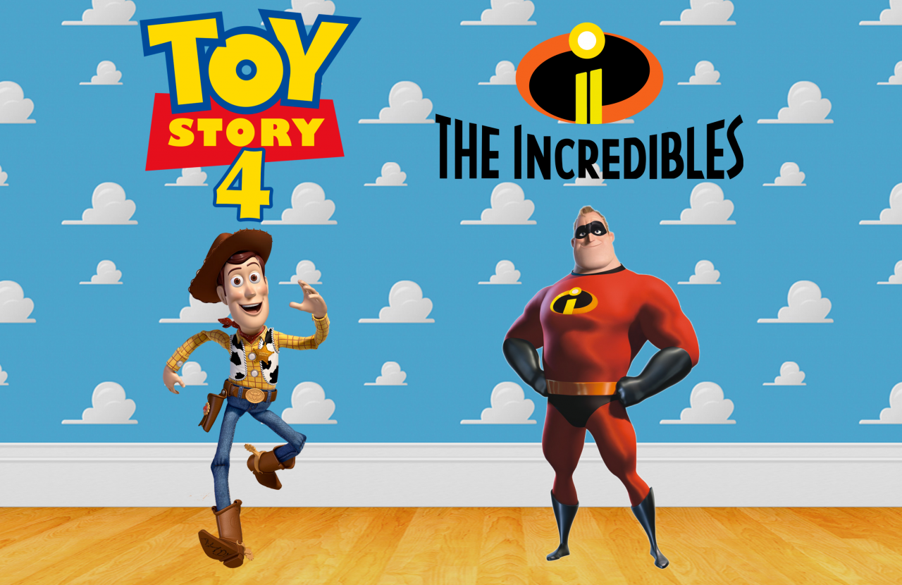 Toy Story 4 Delayed With The Incredibles 2 Brought Forward Flickreel