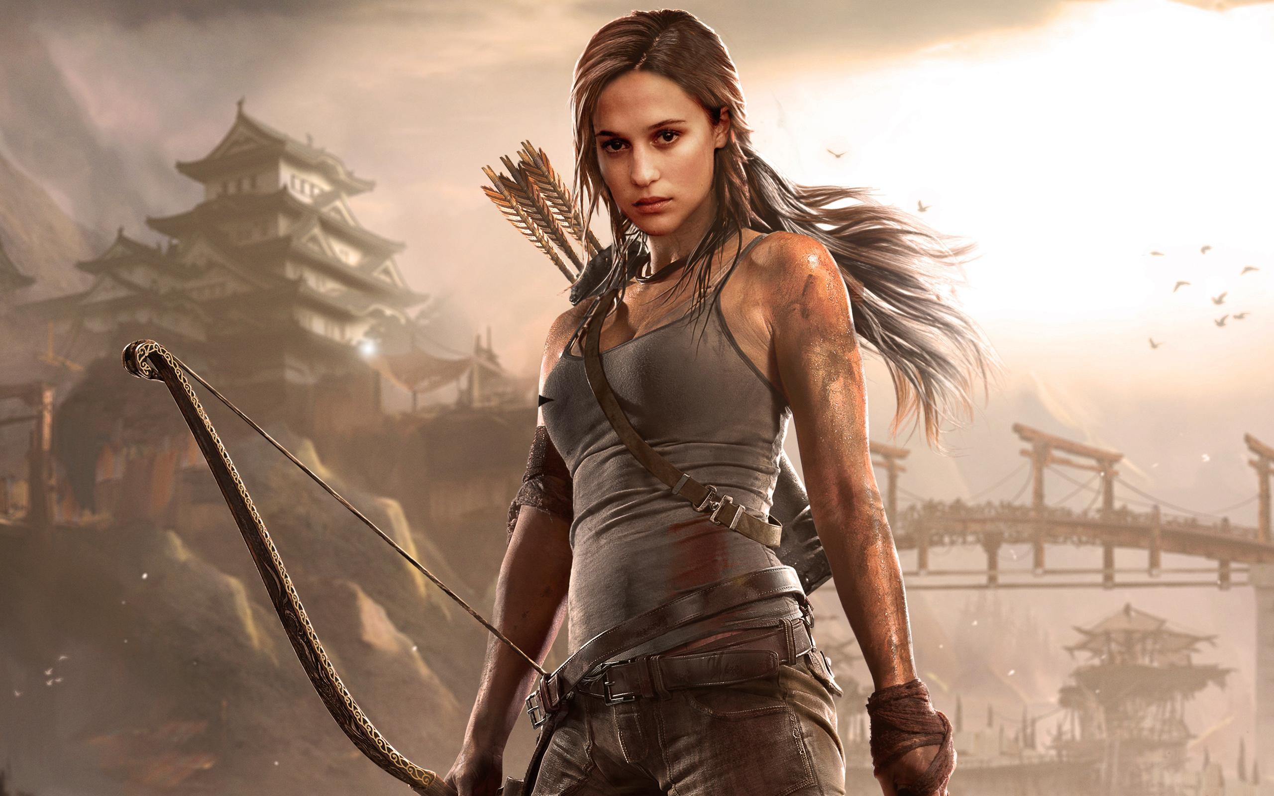 Hateful 8 Actor Cast As New Tomb Raider Villain Flickreel