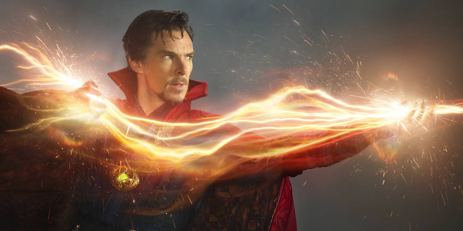 'Doctor Strange' tops the North American box office for a second weekend