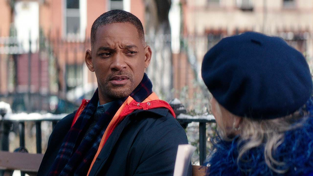 a short review of collateral beauty a film by david frankel Collateral beauty film review written by  director david frankel  the only collateral that's important to assess with collateral beauty is that which will.