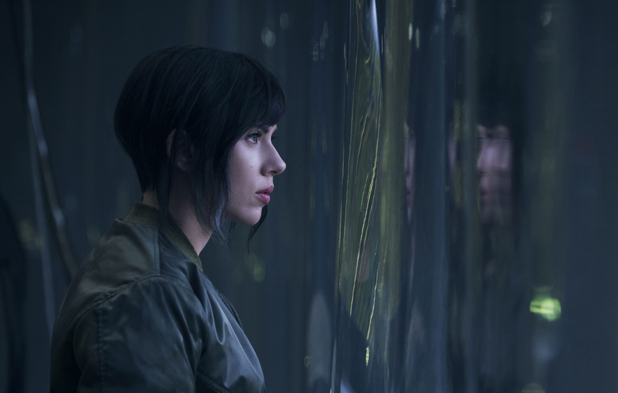 Paramount Blames Whitewashing Controversy For Ghost in The Shell's Box Office Failure