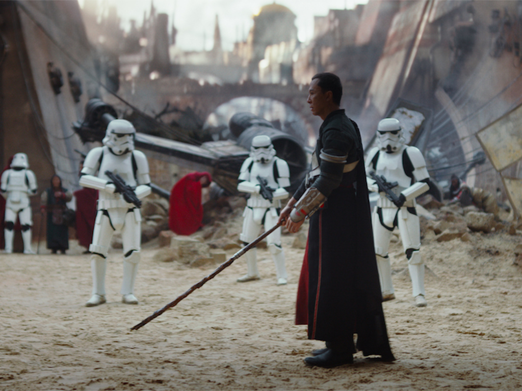 Rogue One finishes No. 2, to Finding Dory, at United States box office