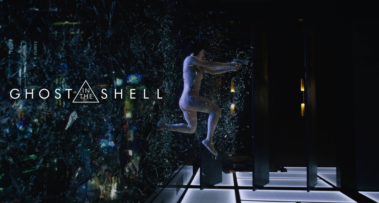 ghost in the shell!
