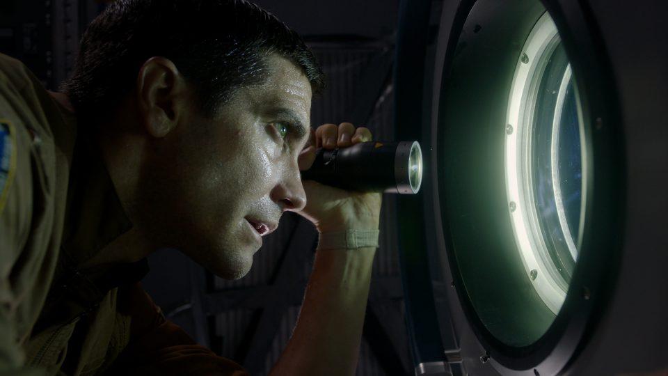 David Jordan (Jake Gyllenhaal) in Columbia Pictures