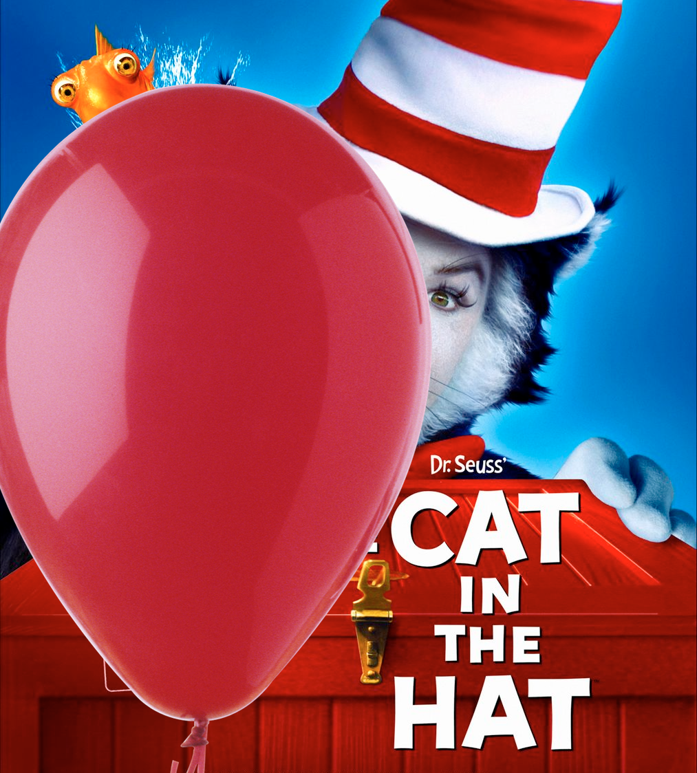 Cast Of The Cat In The Hat: It Trailer Re-cut With The Cat In The Hat