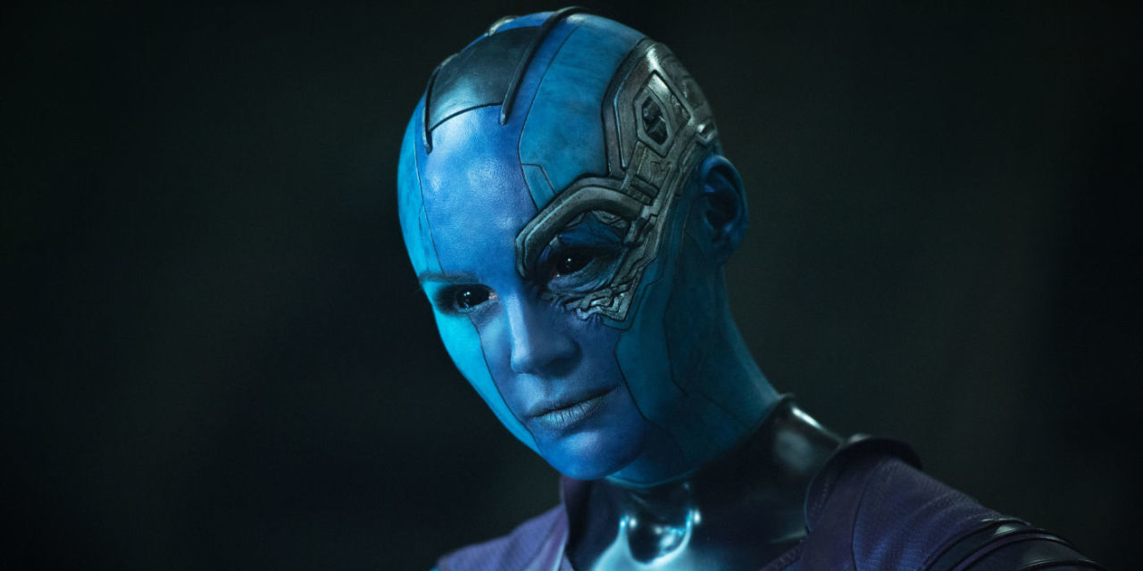 Karen Gillan's character was meant to die in 'Guardians...'
