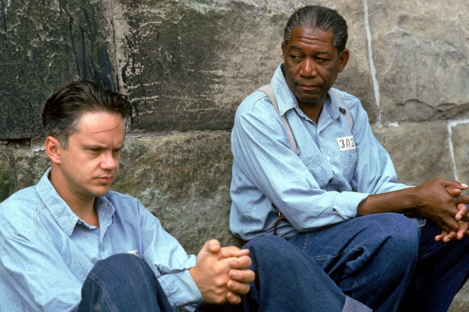 shawshank redemption vs romulus my father Because shawshank redemption has been reviewed by 1,460,208 people and the godfather has been reviewed by 1,002,236 people it means that on an average, more people reviewed the shawshank redemption than the number of people who reviewed the godfa.