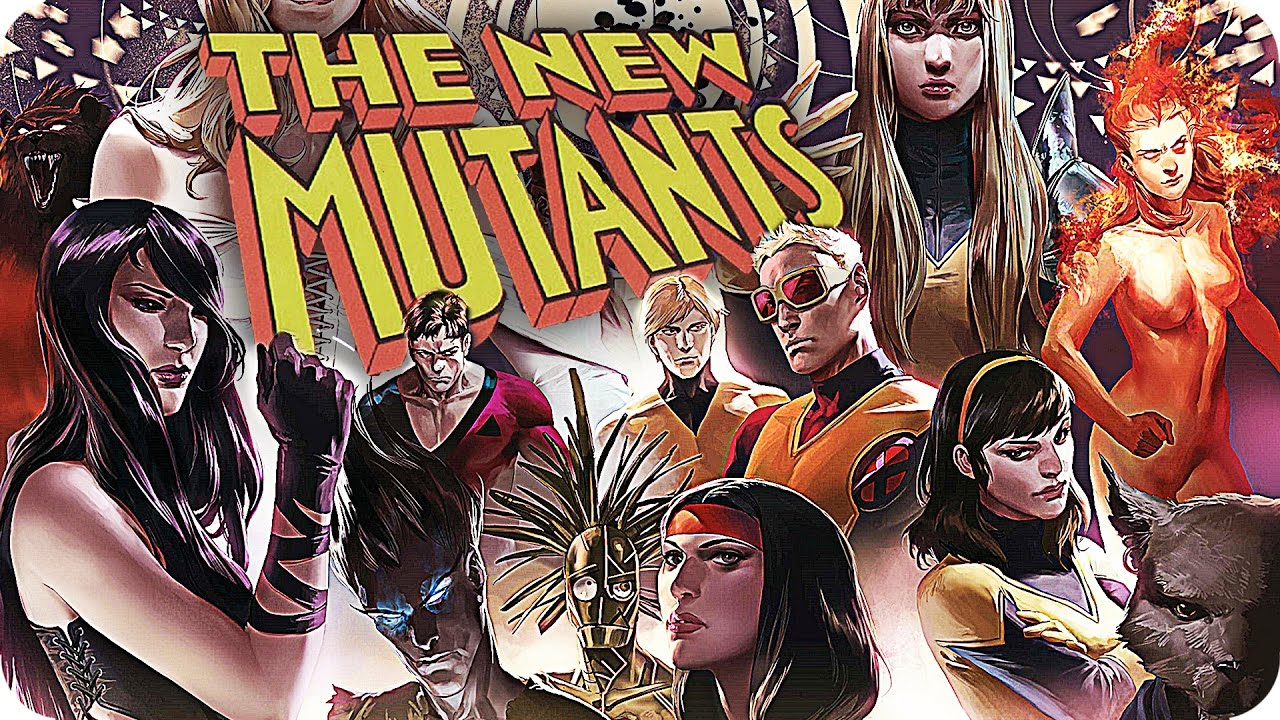 Confirmed: 'New Mutants' Casts Wolfsbane and Magik