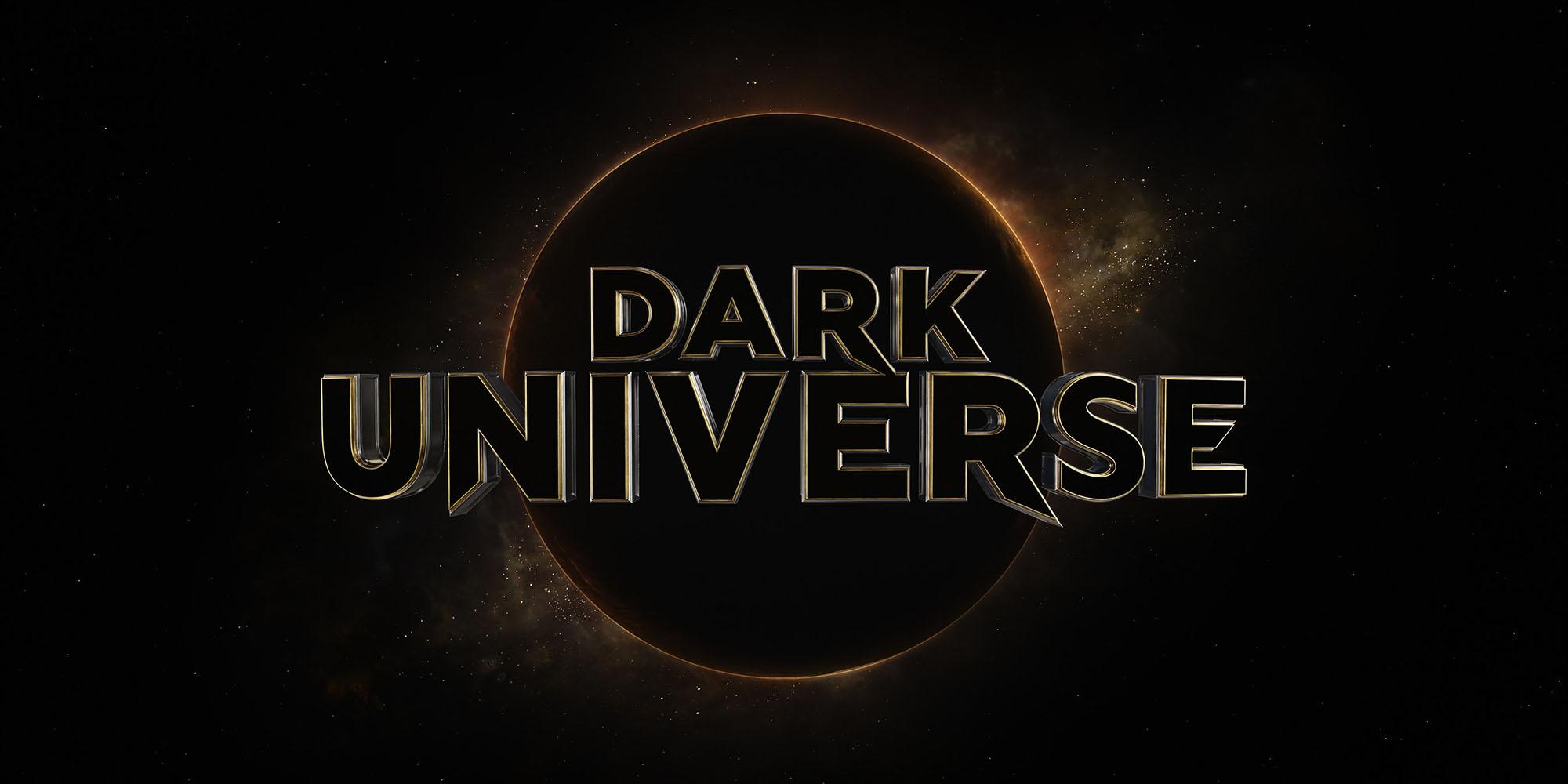 Dark Universe logo (PRNewsfoto/Universal Pictures)