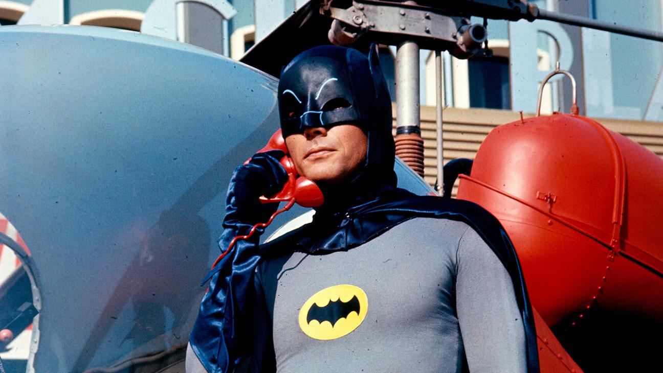 Batman (20th Century-Fox Television/ABC) 1966-1968 Shown:  Adam West (as Bruce Wayne/Batman)