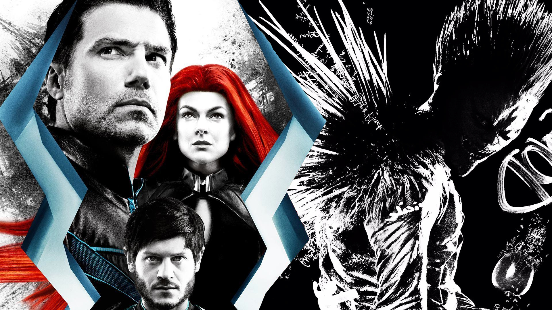 New Inhumans and Death Note posters arrive | Flickreel