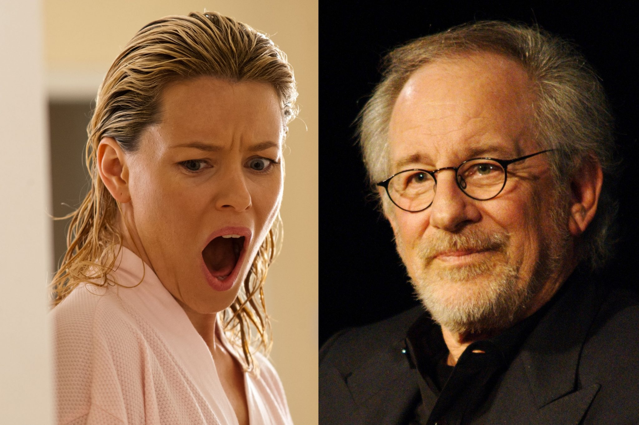Elizabeth Banks Gets Buried In Blanket Statement About Steven Spielberg