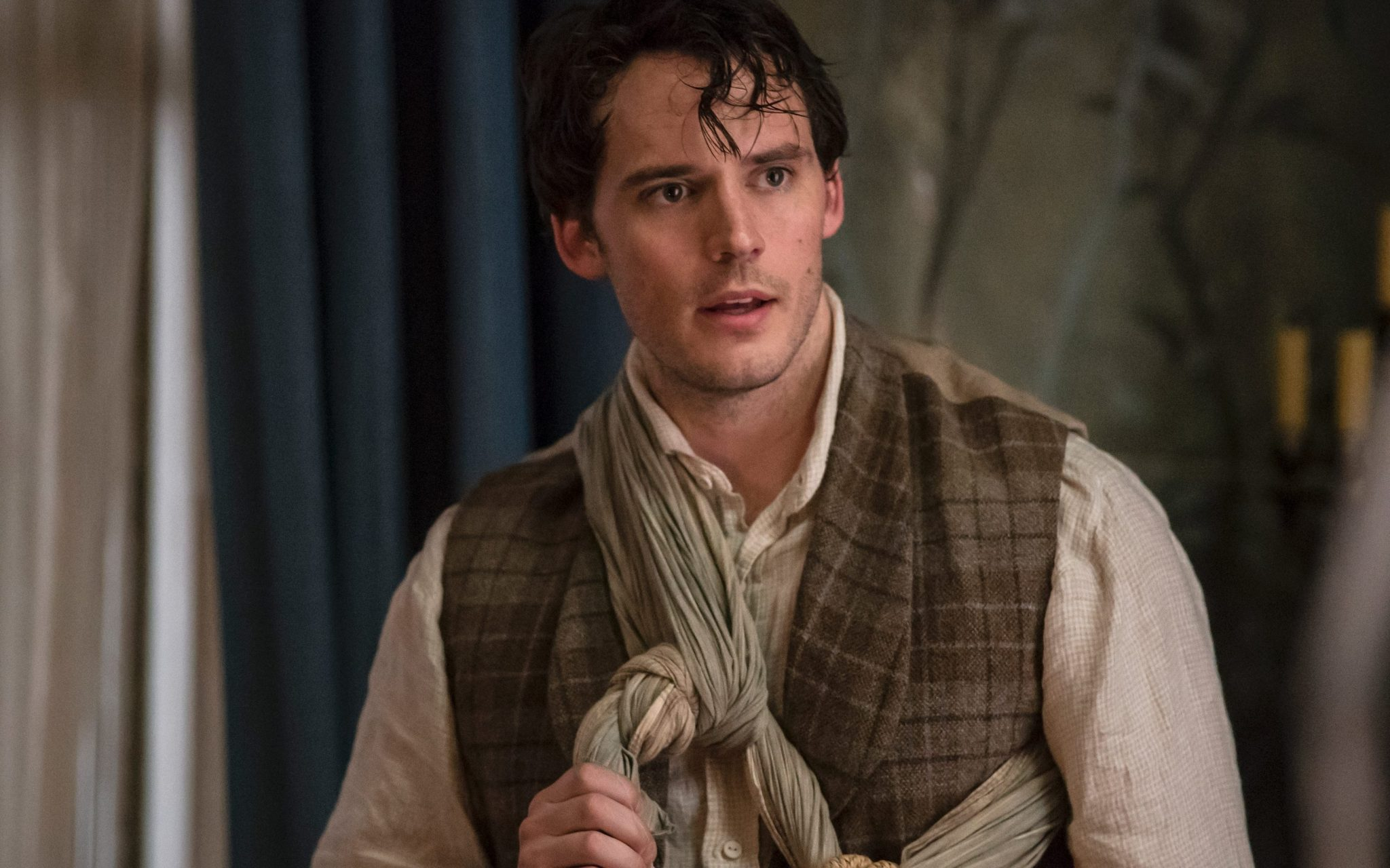 Sam Claflin Succumbs To Rachel Weisz's Charms In 'My Cousin Rachel' Clip
