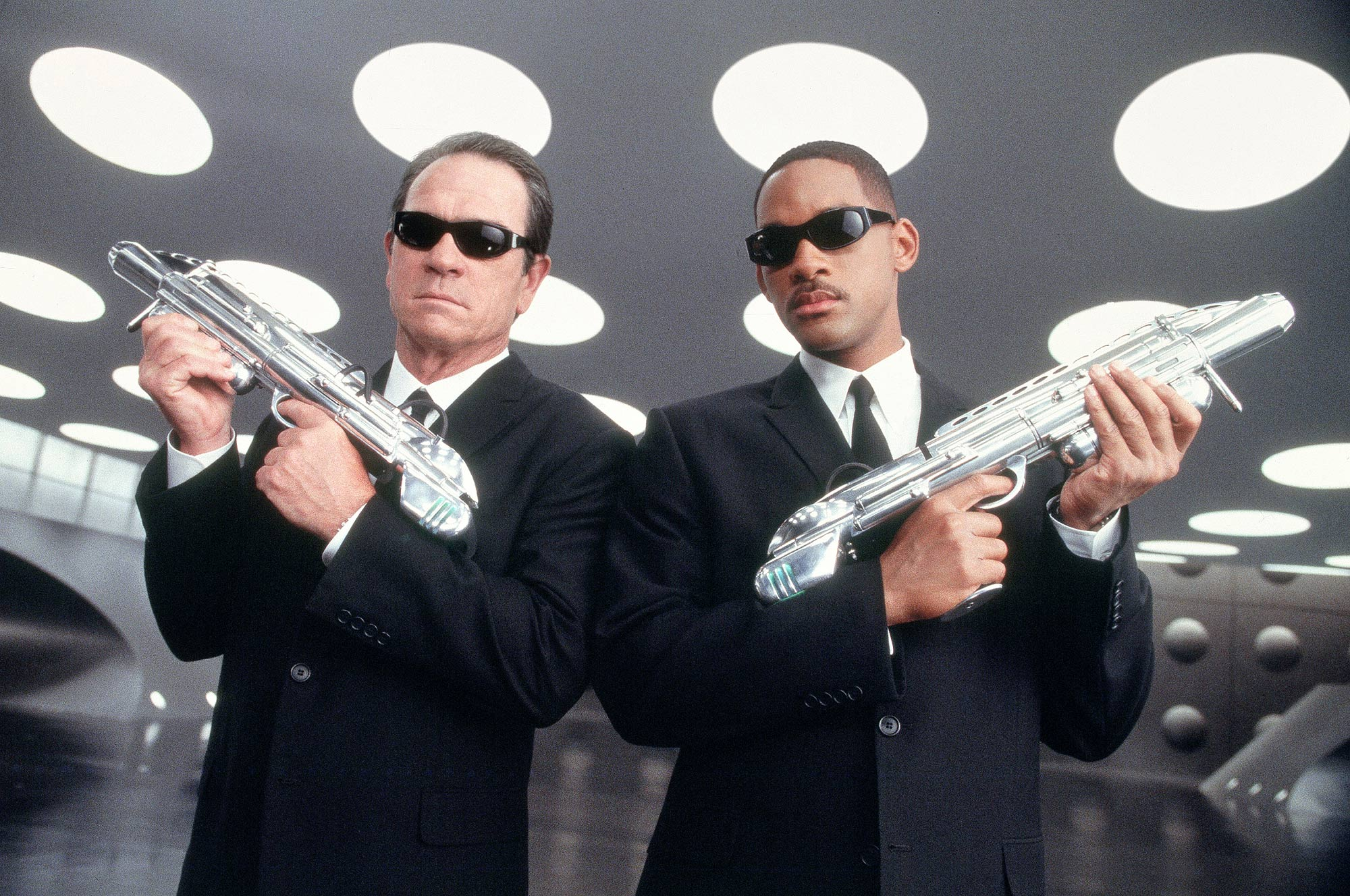 'Men In Black' Spinoff in the Works at Sony Pictures