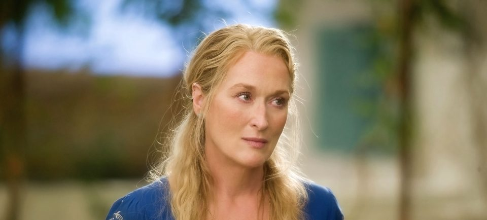 MAMMA MIA!, Meryl Streep, 2008. ©Universal/courtesy Everett Collection