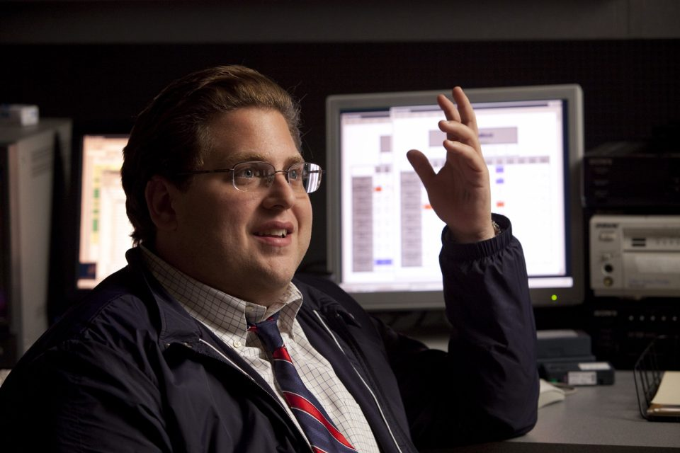 Jonah Hill stars in Columbia Pictures