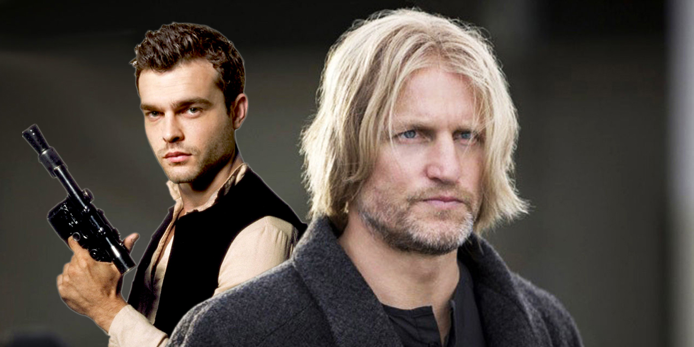 Star Wars: Woody Harrelson on Alden Ehrenreich's acting after 'unsatisfactory' rumours