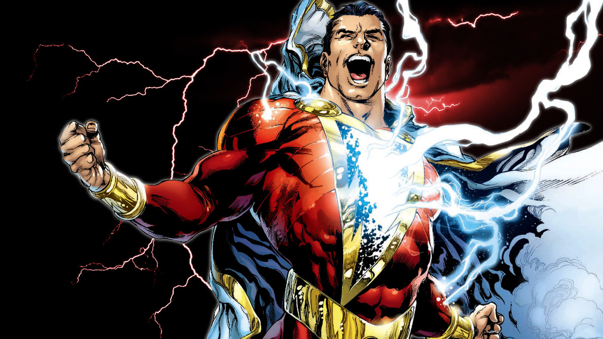 Shazam Is DC's Next Movie, and Now It Has a Director
