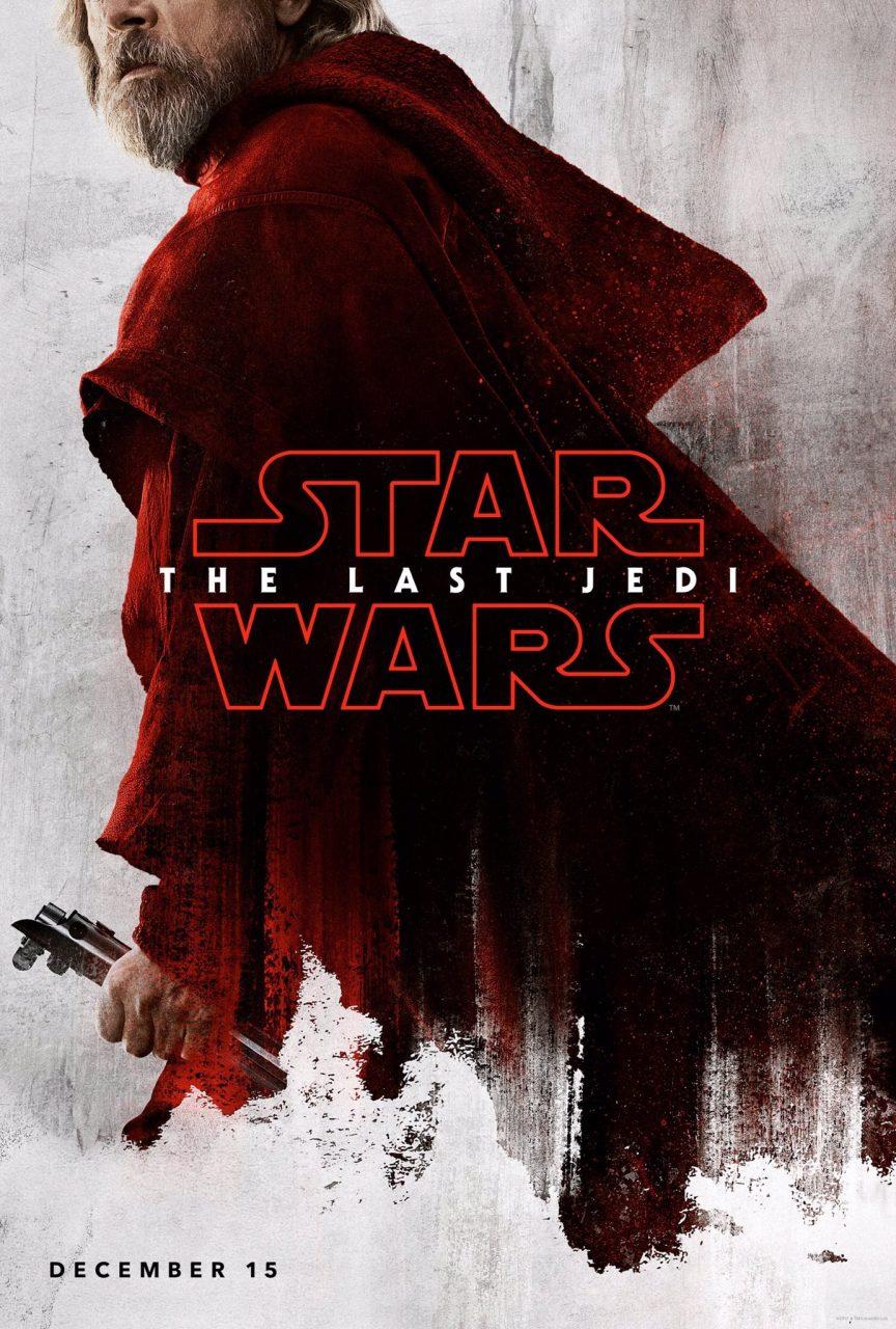 New Star Wars The Last Jedi Posters Reveal Luke S Betrayal Flickreel