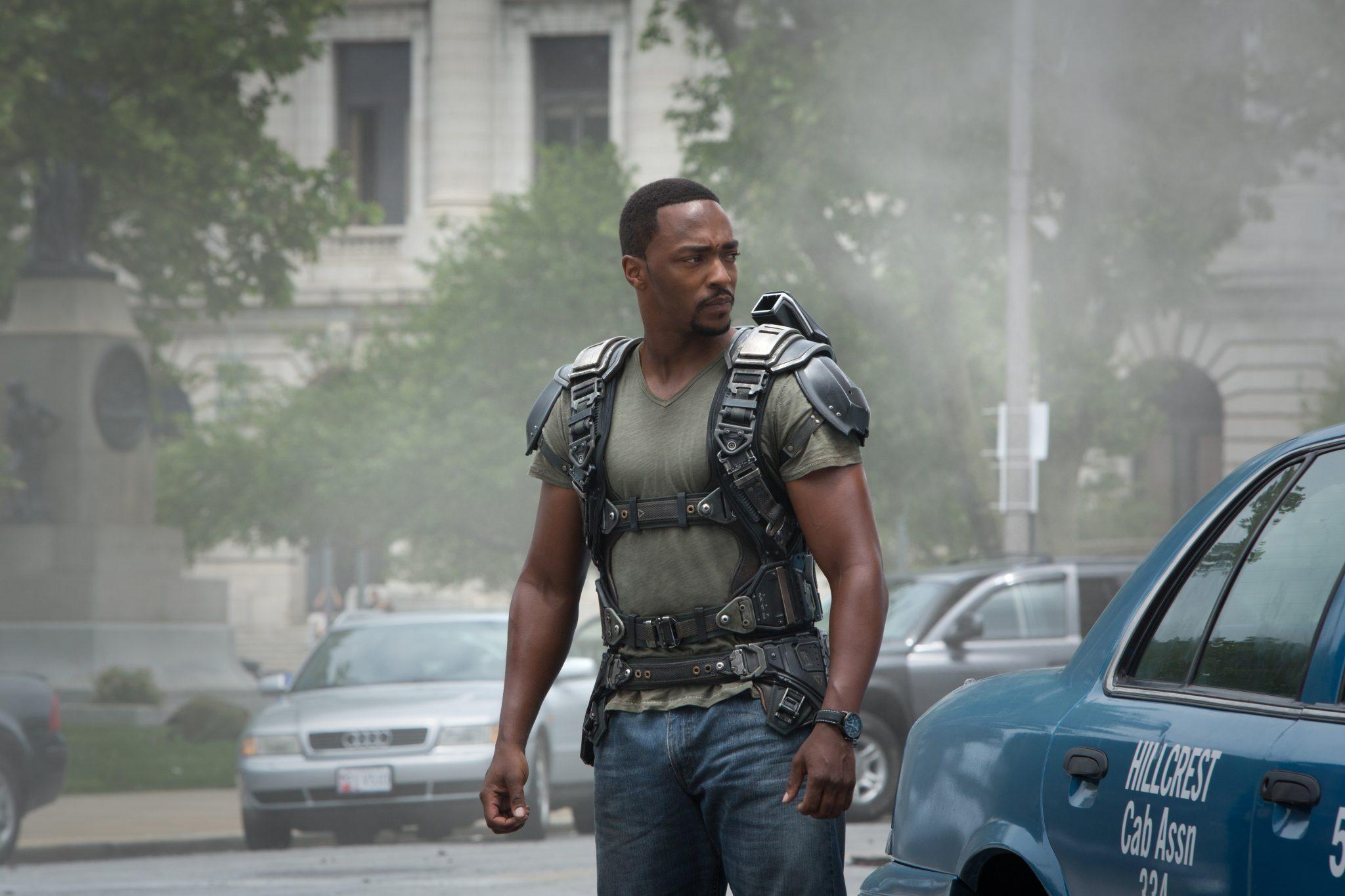 Avengers: Infinity War: Falcon Kicks A Lot Of Ass Says Anthony Mackie