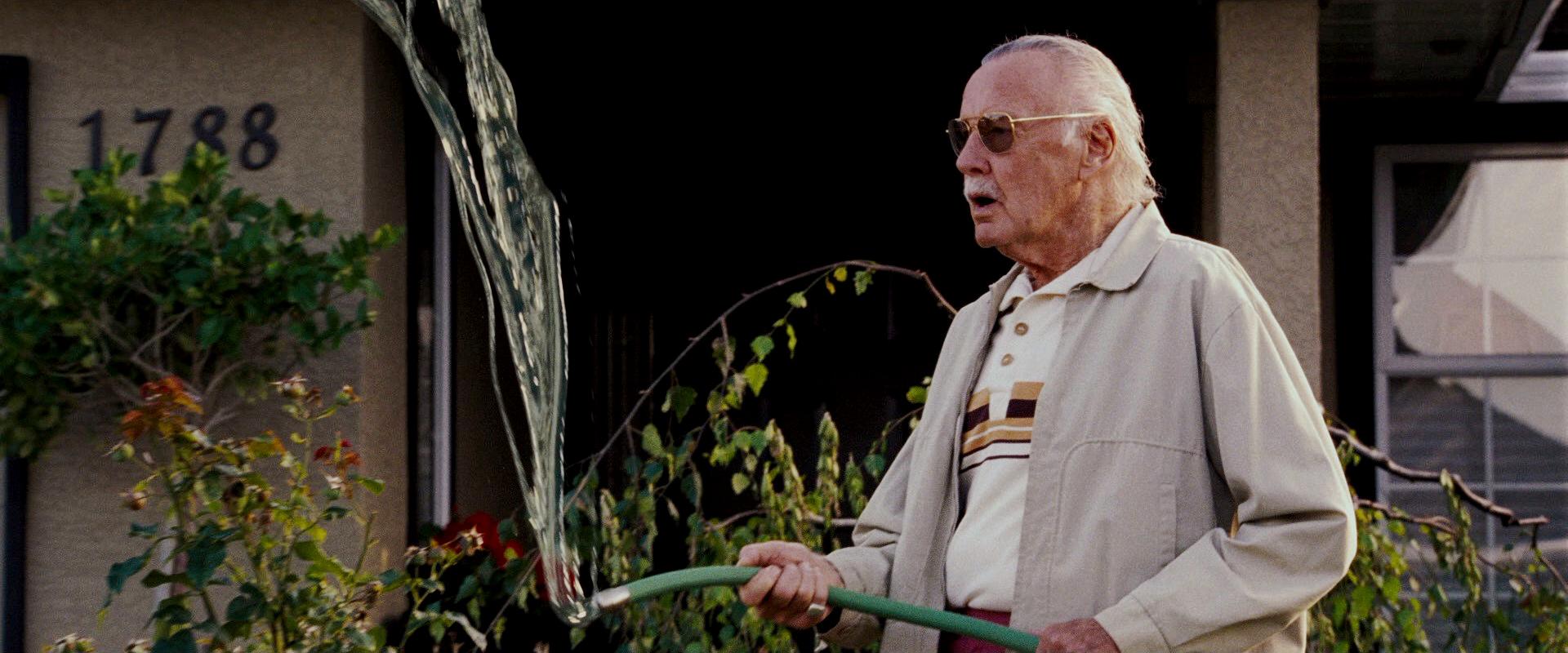 Stan Lee's X-Men cameo.