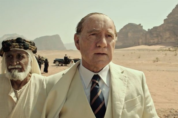 First Look At Christopher Plummer In 'All the Money in the World'