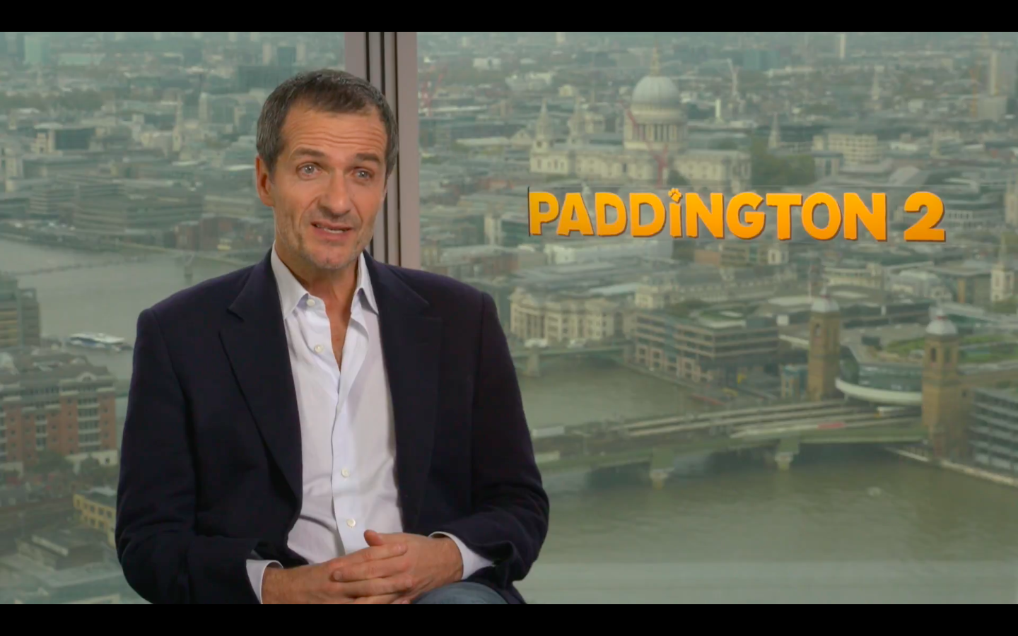 David Heyman Paddington 2 interview