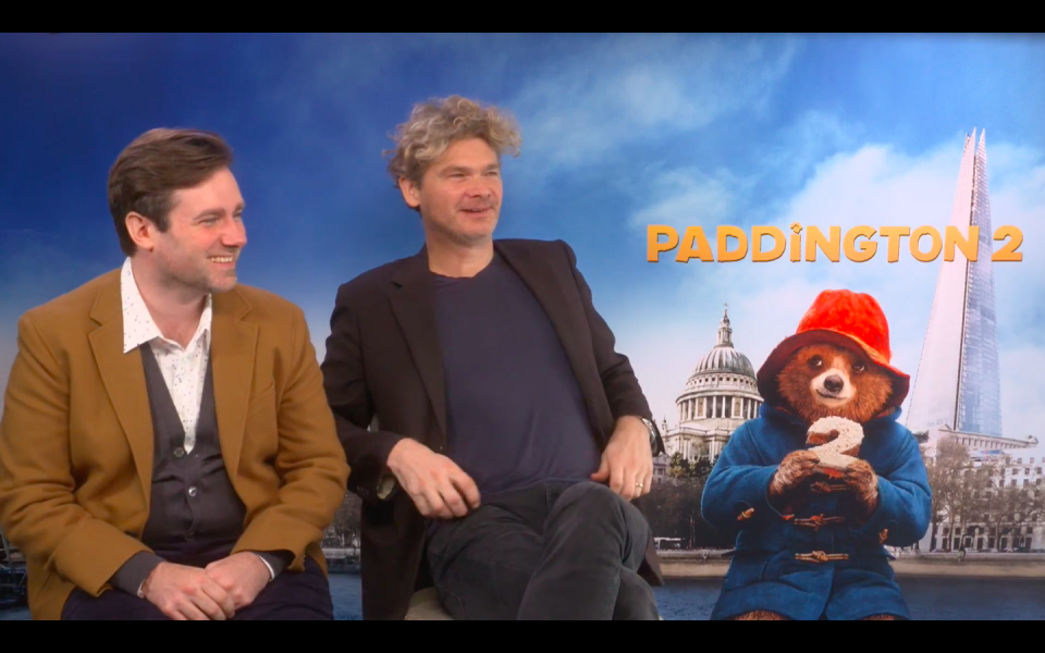 Paul_King_and_Simon_Farnaby_Paddington_2_interview