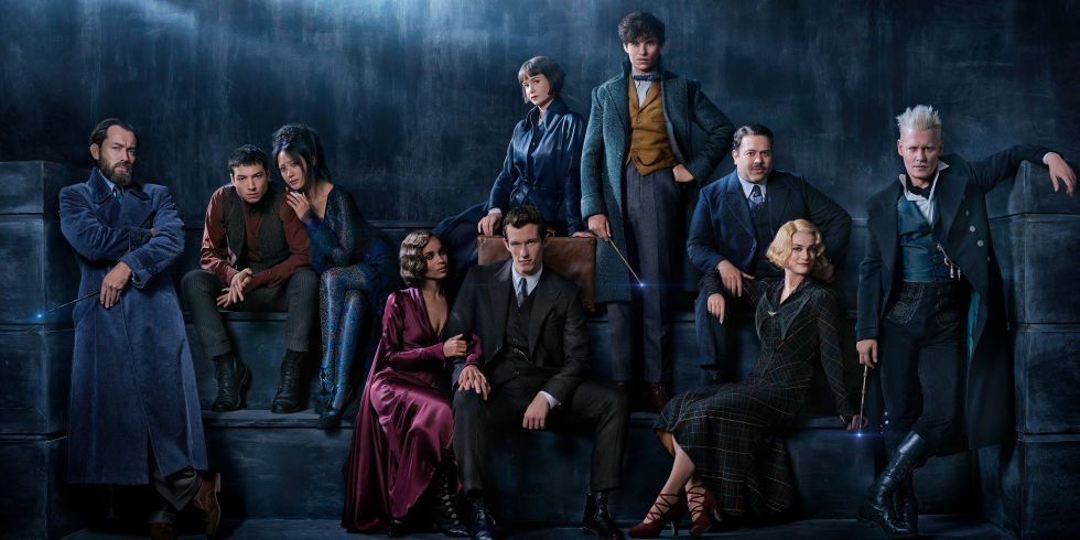The first look at 'Fantastic Beasts' sequel 'Crimes of Grindelwald' is here
